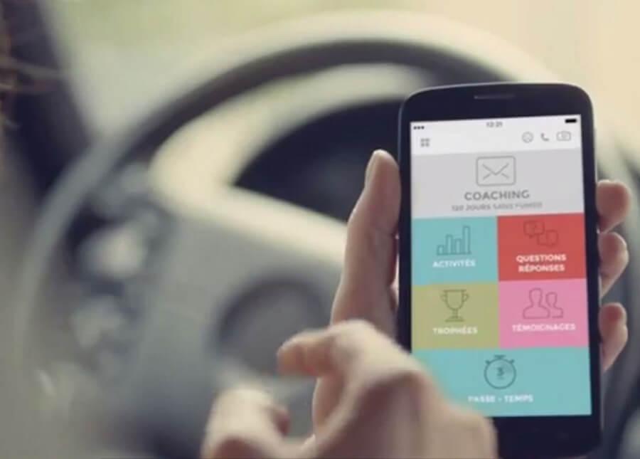 La nouvelle application Tabac Info Service pour vous coacher là où vous êtes.