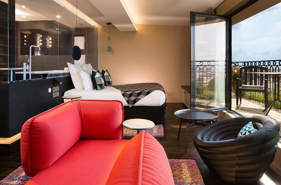 Terrass Hotel - Penthouse Terrace 2