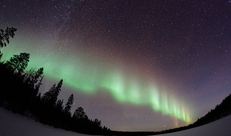 Arreter de-fumer et partir voir des aurores boreales